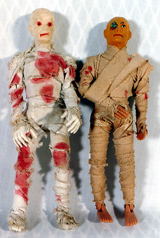 Lincoln And Ahi Loose Mummies